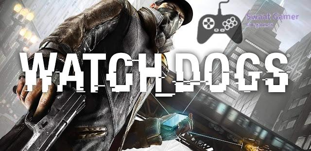 تحميل لعبة Watch dogs 1 للكمبيوتر من ميديا فاير
