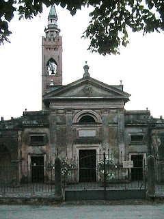 The church of the Beata Vergine di Loreto
