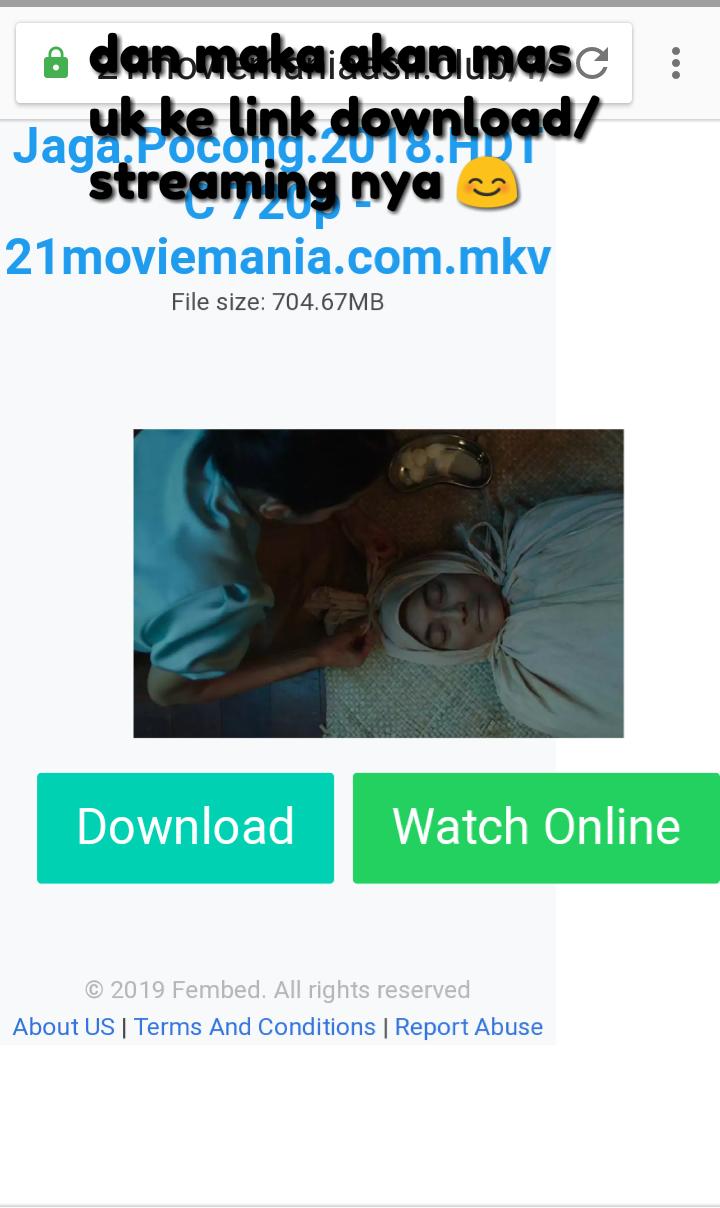 Streaming Jaga Pocong : streaming, pocong, Petunjuk, Download