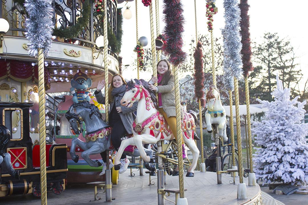 carrossel em paris