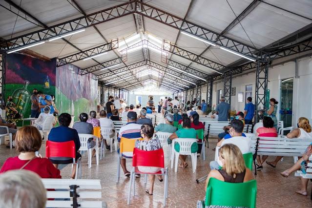 Porto Velho terá dois pontos de vacinação contra a Covid-19 nesta quinta e sexta-feira