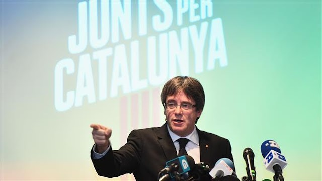 Catalans must ratify desire for independence: Carles Puigdemont