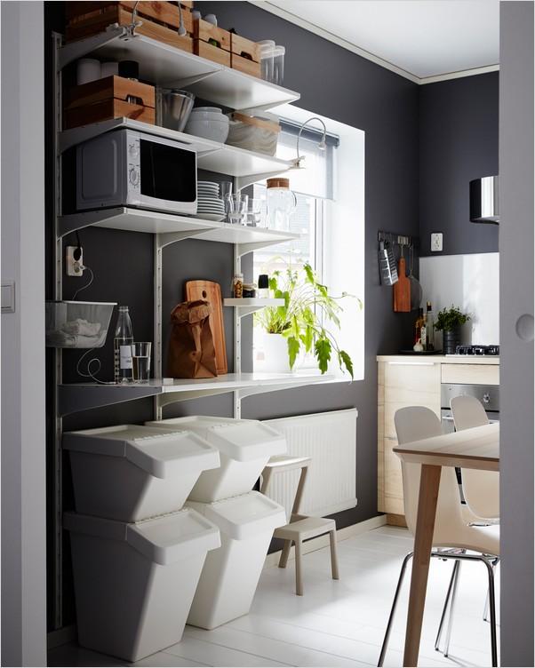 Ikea Small Kitchen Ideas Home Interior Exterior Decor Design Ideas