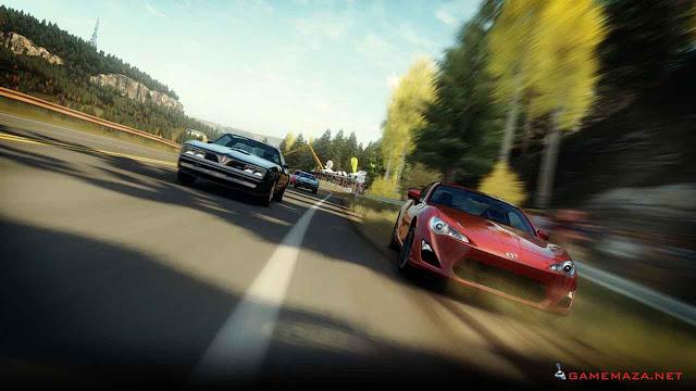 Forza Horizon Gameplay Screenshot 1