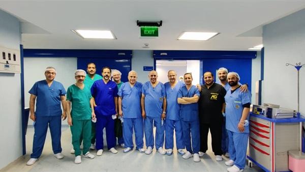 نجاح أول عملية لزراعة الكبد بمستشفي دمنهور التعليمي