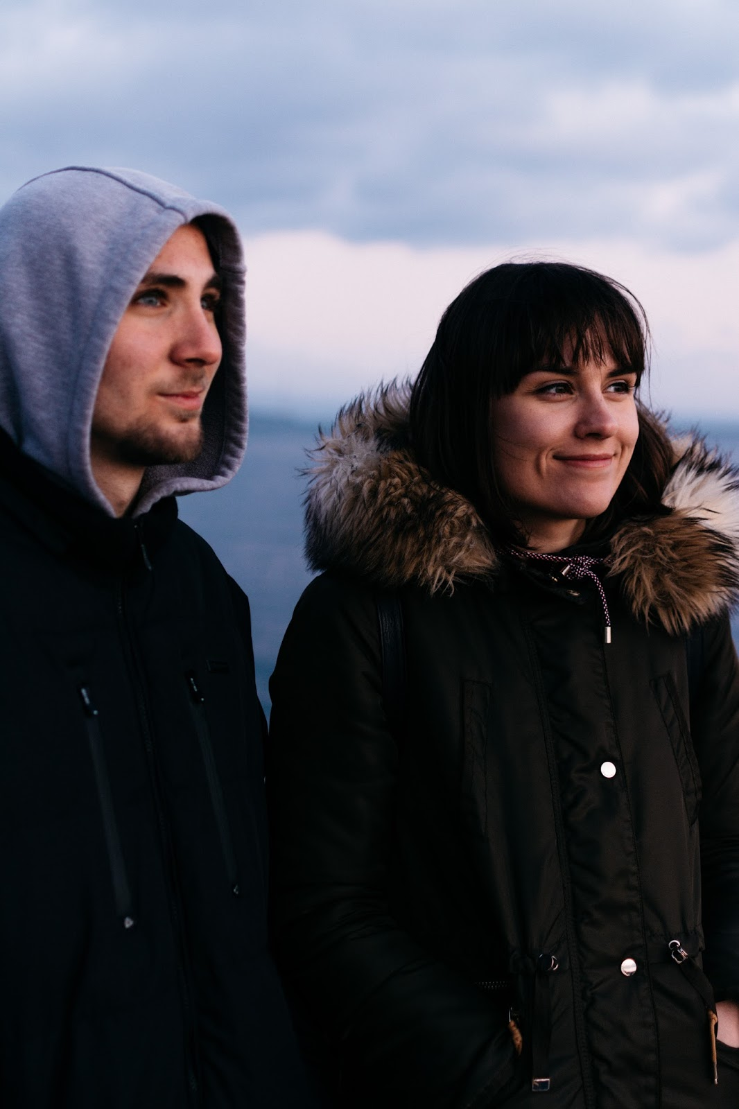 Mladen & Ana smile by Moonshinefaerie