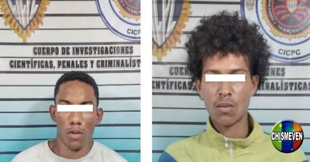 Detenidos en la Cota 905 dos supuestos integrantes de la banda de El Koki