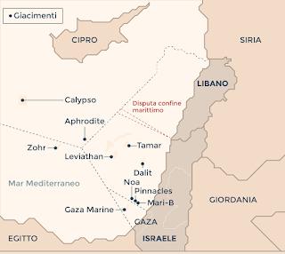 Αποκλειστική Οικονομική Ζώνη (ΑΟΖ) της Κυπριακής Δημοκρατίας.