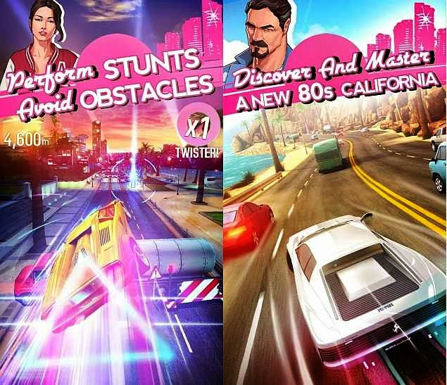 Asphalt Overdrive New Android Game