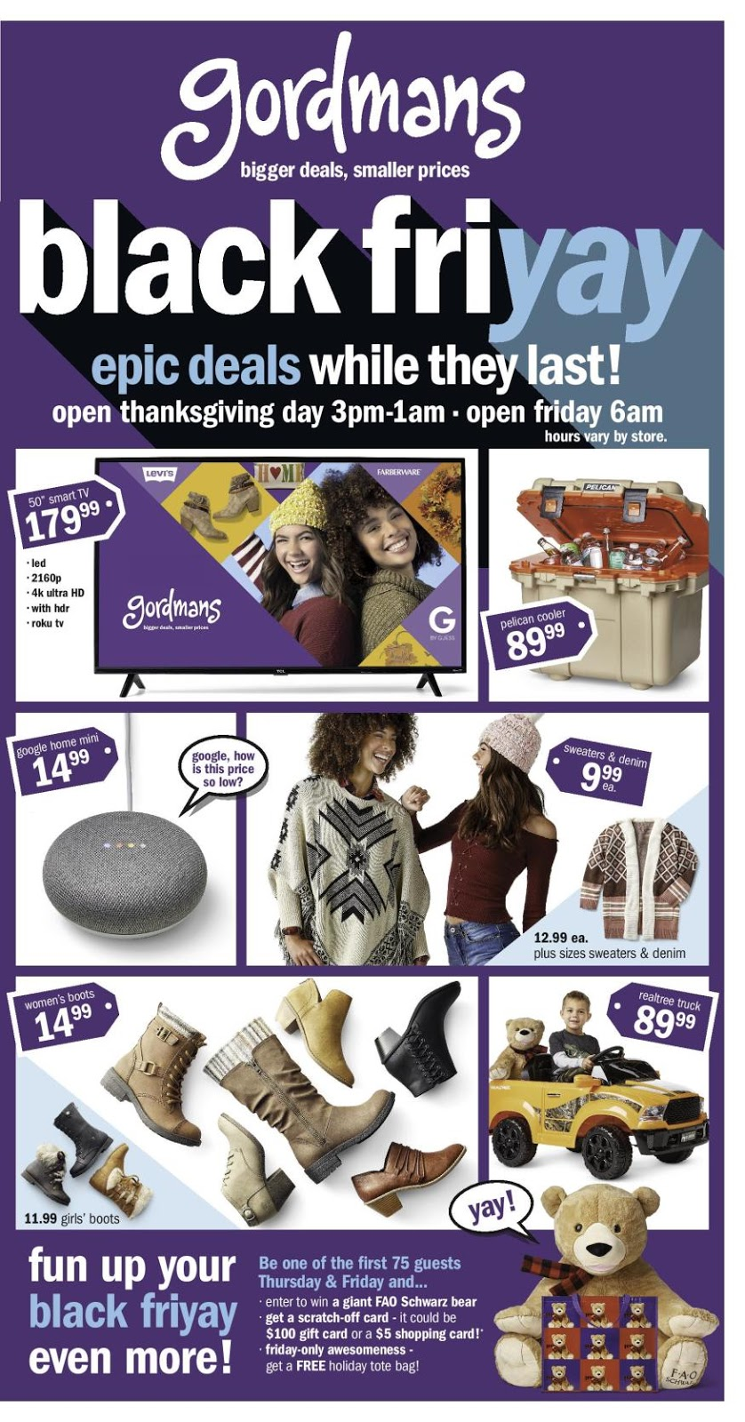 Checkout Gordmans Black Friday 2019