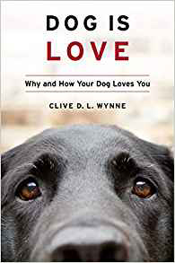 Dog is Love book cover. Summer reading 2019