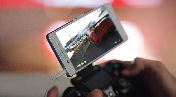 Novo smartphone da Sony tem integração com PlayStation 4