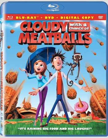 Cloudy with a Chance of Meatballs 2009 Dual Audio Hindi Bluray Download