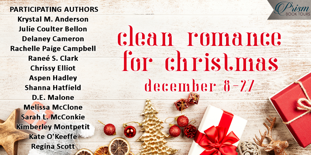 It's the Grand Finale for CLEAN ROMANCE FOR CHRISTMAS! #RomBks4Chris20