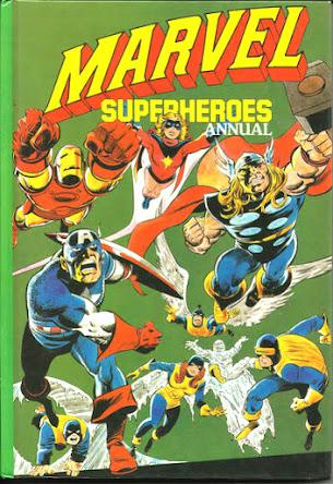 Marvel Superheroes Annual 1981