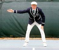 Juez Tenis Out