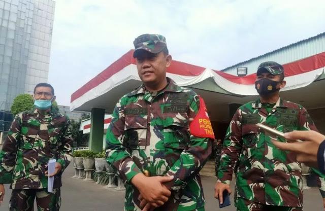 Polsek Ciracas Diserang, Dandim Sebut Tak Ada Anggota TNI Terlibat