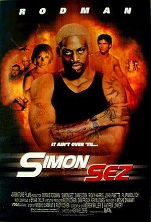 Simon Sez 1999 Dual Audio Hindi Movie Download