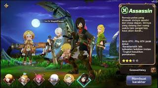6 Job Character di Dragonest Mobile SEA