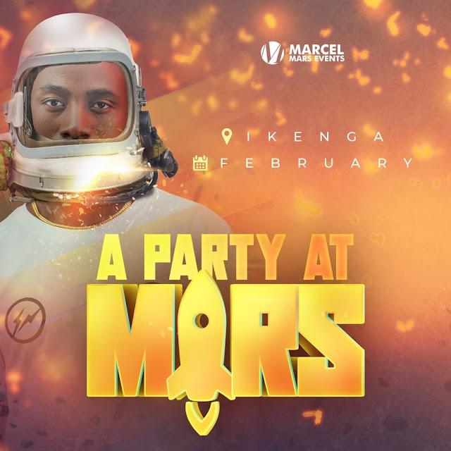 A PARTY AT MARS
