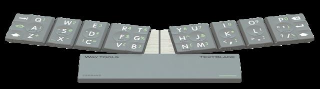 contoh keyboard saku kecil