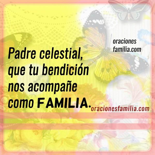 Bonita oración por mi familia, Dios cuida a mis hijos, protección de familia con oraciones por Mery Bracho