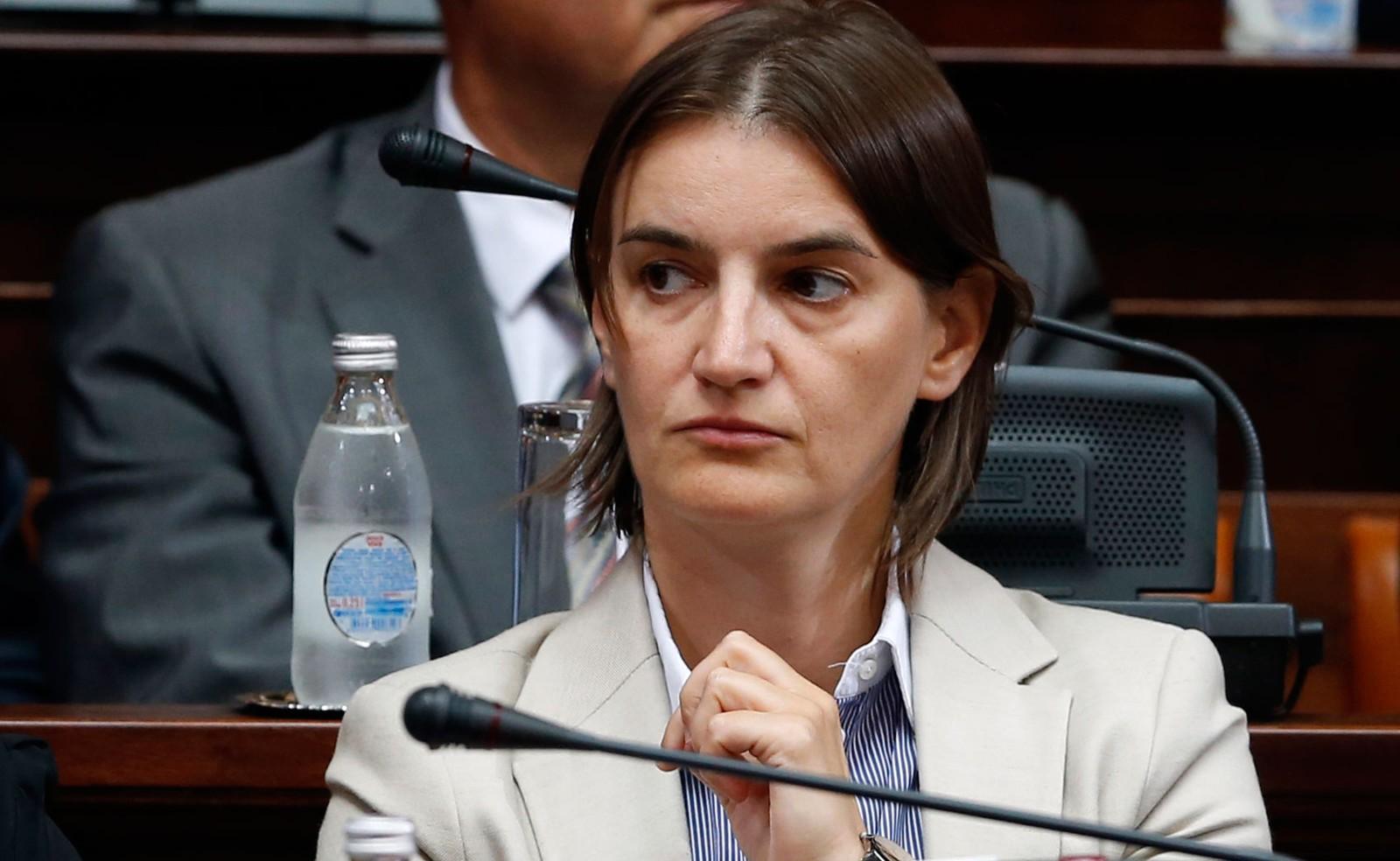 Ana Brnabic, uma lésbica é nomeada primeira-ministra na Sérvia