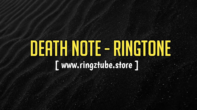 Death Note Ringtone Download