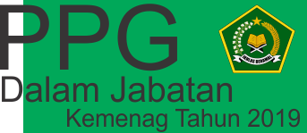 Surat Edaran Persiapan Pelaksanaan PPG dalam Jabatan Tahun 2019