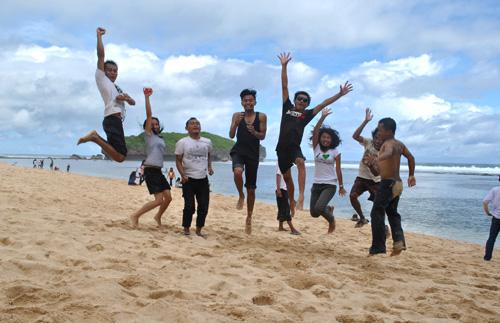 Epic travelers - Sadranan Beach Yogyakarta