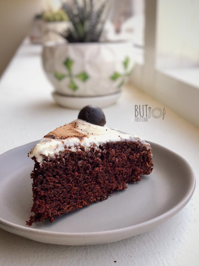 Chocolate Beetroot Spiced Cake