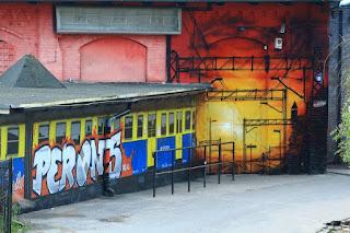 Peron 5, Szczecin