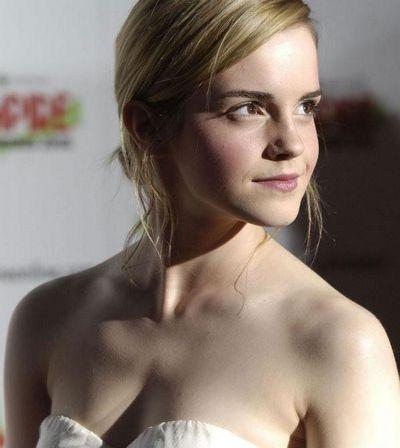 Harry Potter Actress Emma Watson Hot