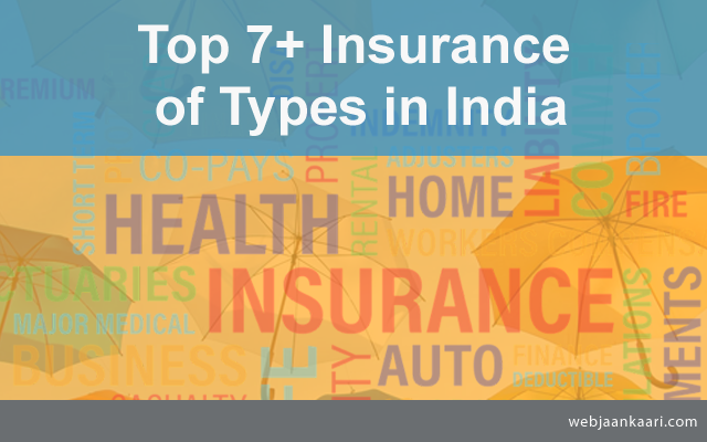 Top_7+_Insurance_of_Types_in_India