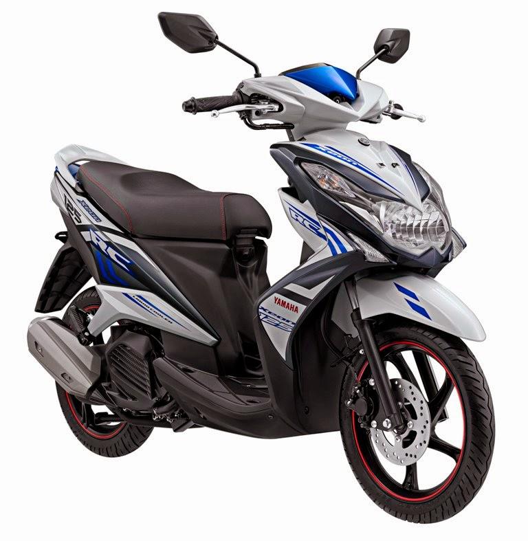 Kredit Motor Yamaha Xeon RC