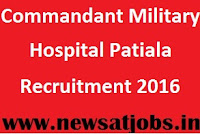 commandent+military+hospital+recruitment