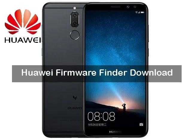 أداة Huawei Firmware Finder كيفية تحميله واستخدامه