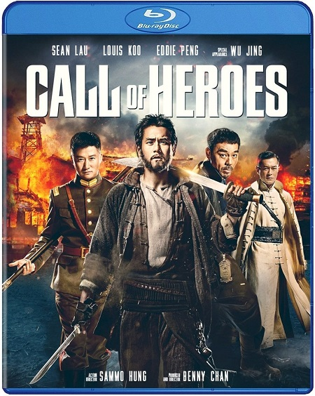 Call of Heroes (2016) 720p HEVC BluRay x265 Esubs [Dual Audio] [Hindi ORG – Chinese] – 650 MB