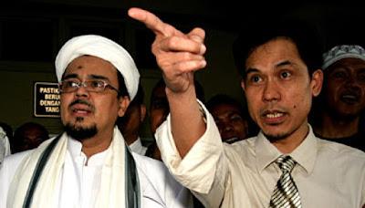 Habib Rizieq Dilaporkan Sukmawati Ke Polisi, Munarman: Upaya Licik Pengalihan Isu Kasus Ahok