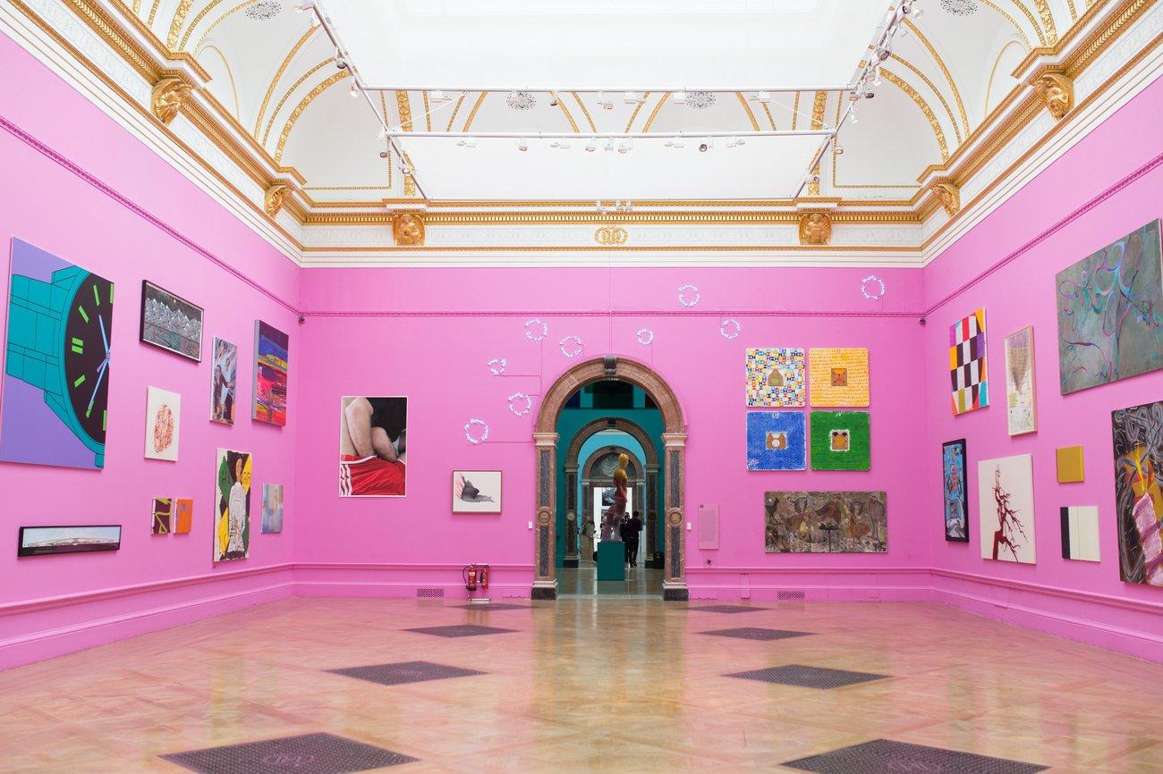 Entra alla Royal Academy of Arts con Google Arts & Culture dal tuo smartphone