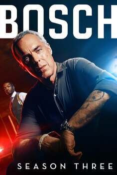 Bosch 3ª Temporada Torrent – WEB-DL 720p Dual Áudio