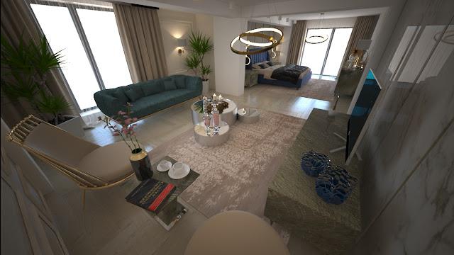 Amenajare interioara casa moderna Bucuresti - Design interior case moderne Bucuresti