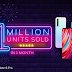 Xiaomi sold over 1 million unit Redmi Note 8 series in India in a month