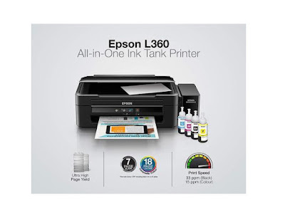 Spesifikasi Printer Epson L360