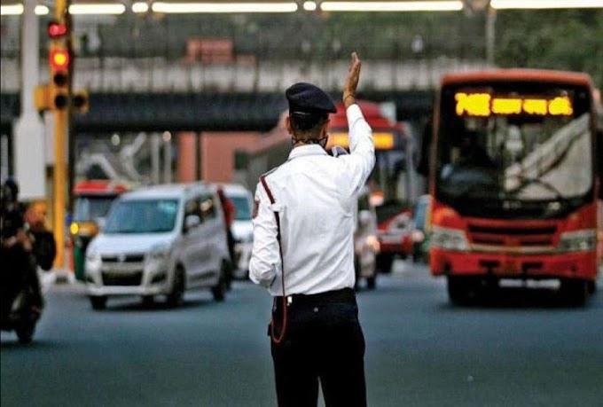 यातायात के नए नियम, जुर्माना - उत्तर प्रदेश, भारत, traffic rules
