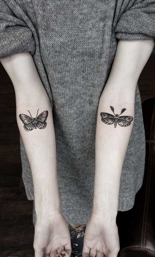 tumblr girl butterfly tattoo