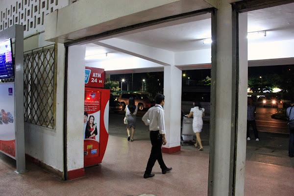 Sportelli automatici ATM in Vientiane Aeroporto