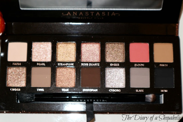 Anastasia Beverly Hills Sultry paletti