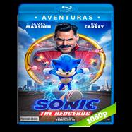 Sonic, la película (2020) BDRip 1080p Latino