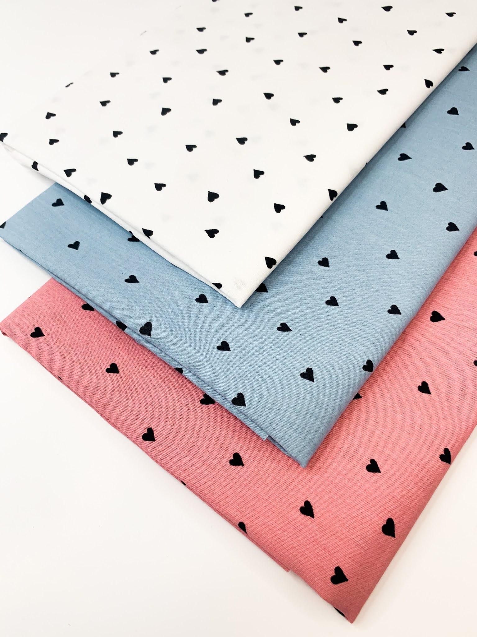 Sammi's Scrunchies 3 cotton fabrics